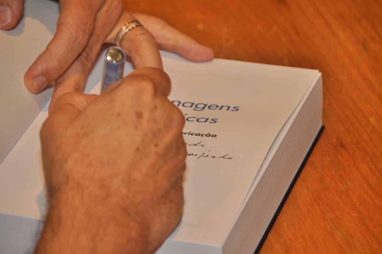 Lançamento do Livro - Engrenagens Cilíndricas